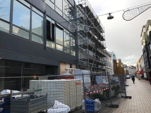 Upgrade winkel Zara te Tilburg