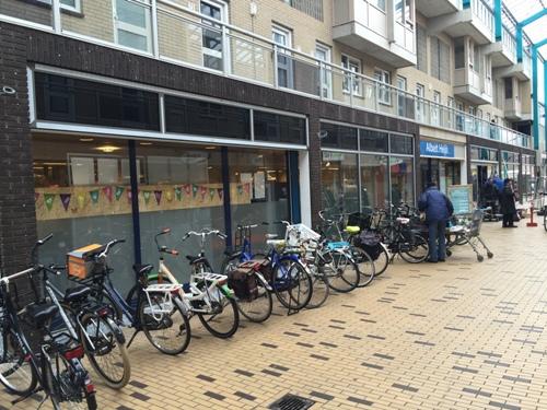 Renovatie winkelcentrum te Alphen a/d Rijn